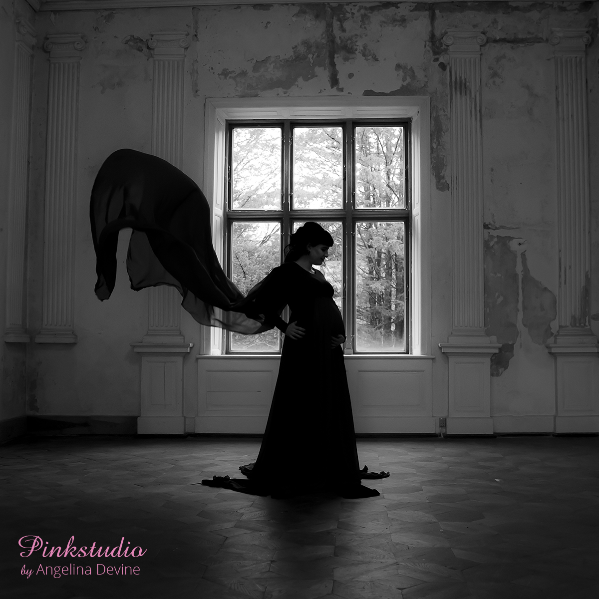 Pinkstudio by Angelina Devine Rebecca-279 Eksklusive portrætter