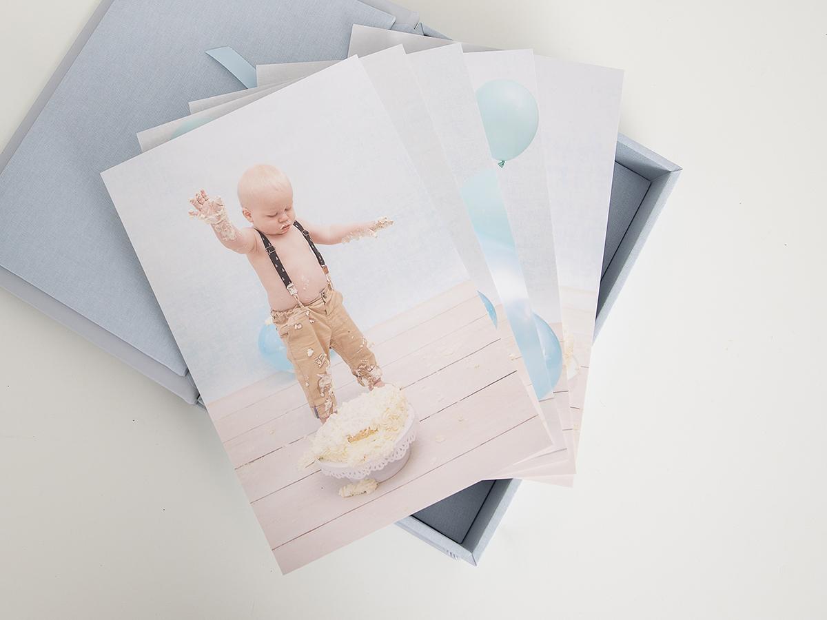 Pinkstudio by Angelina Devine Produkter-039 Vincents cake smash Nyheder Portræt Udvalgte Fotograferinger