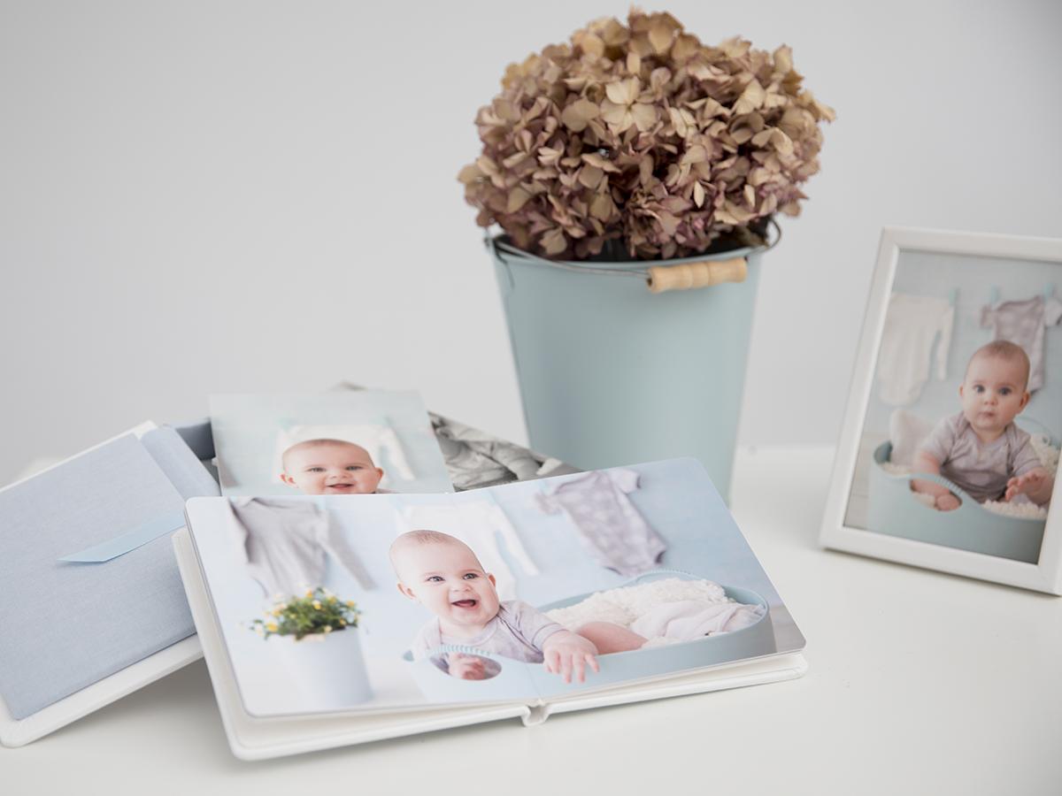 Pinkstudio by Angelina Devine mini-album Gratis børnefotografering Børn Nyheder Portræt Søskende Tilbud
