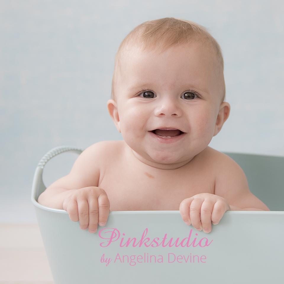 Pinkstudio by Angelina Devine Lea-og-Victoria-045 Kvartalspakke GIVE AWAY Baby Nyheder Portræt Tilbud