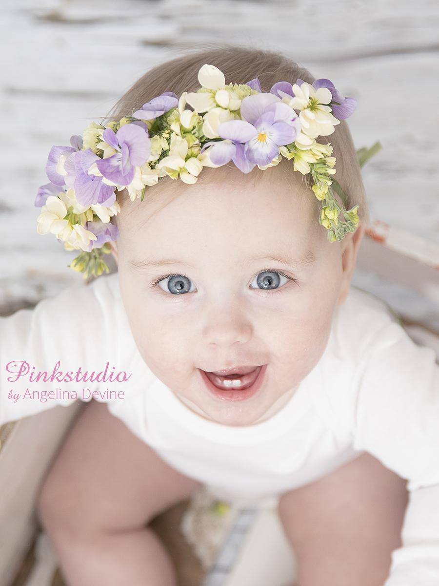 Pinkstudio by Angelina Devine Silke-Gratis-baby-083 Kvartalspakke GIVE AWAY Baby Nyheder Portræt Tilbud