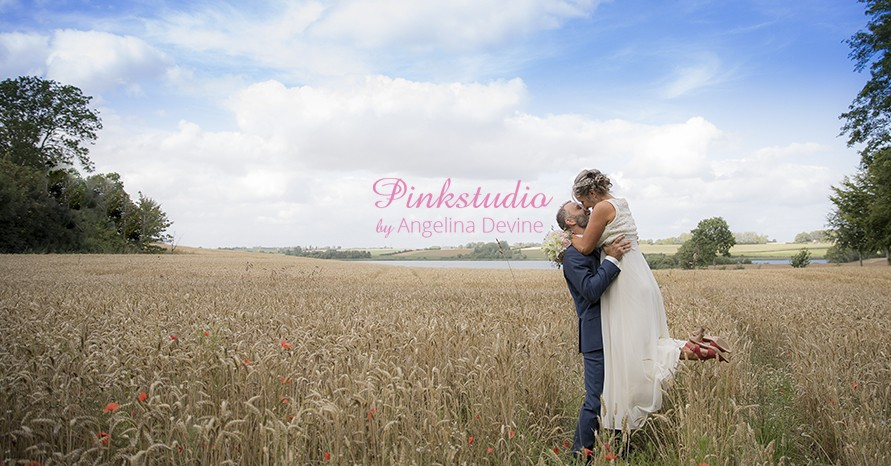 Pinkstudio by Angelina Devine tilhjemmeside Bryllupsfotografering