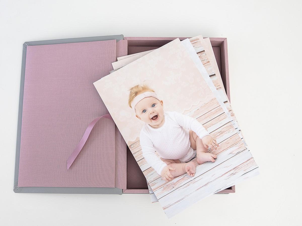 Pinkstudio by Angelina Devine Produkter-022FB Alberte 6 måneder Baby Nyheder Portræt Ugens fotografering