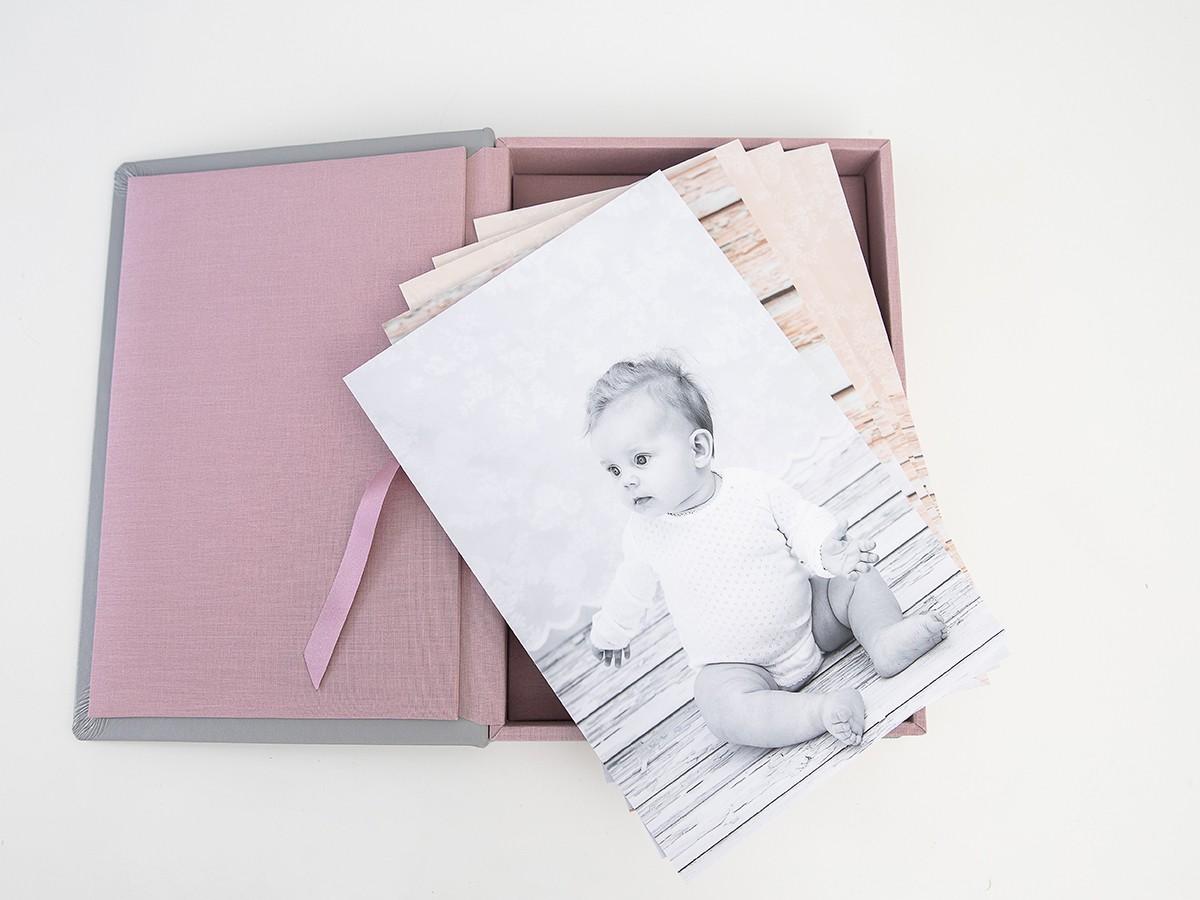 Pinkstudio by Angelina Devine Produkter-024FB Alberte 6 måneder Baby Nyheder Portræt Ugens fotografering