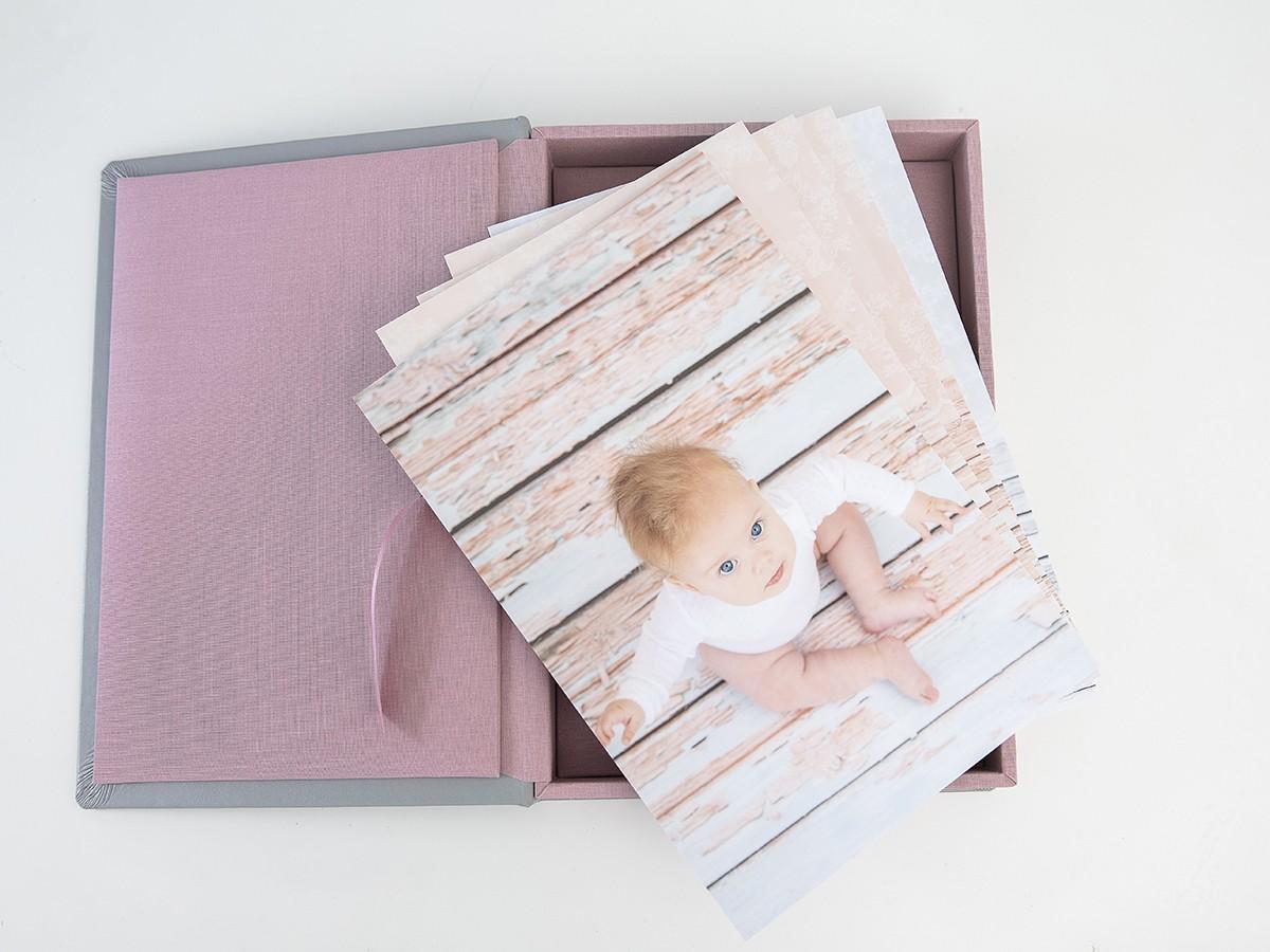 Pinkstudio by Angelina Devine Produkter-026FB Alberte 6 måneder Baby Nyheder Portræt Ugens fotografering
