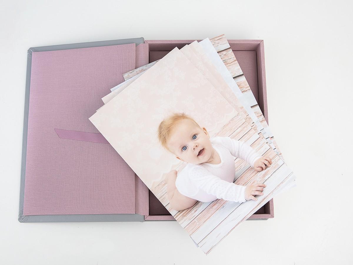 Pinkstudio by Angelina Devine Produkter-027FB Alberte 6 måneder Baby Nyheder Portræt Ugens fotografering