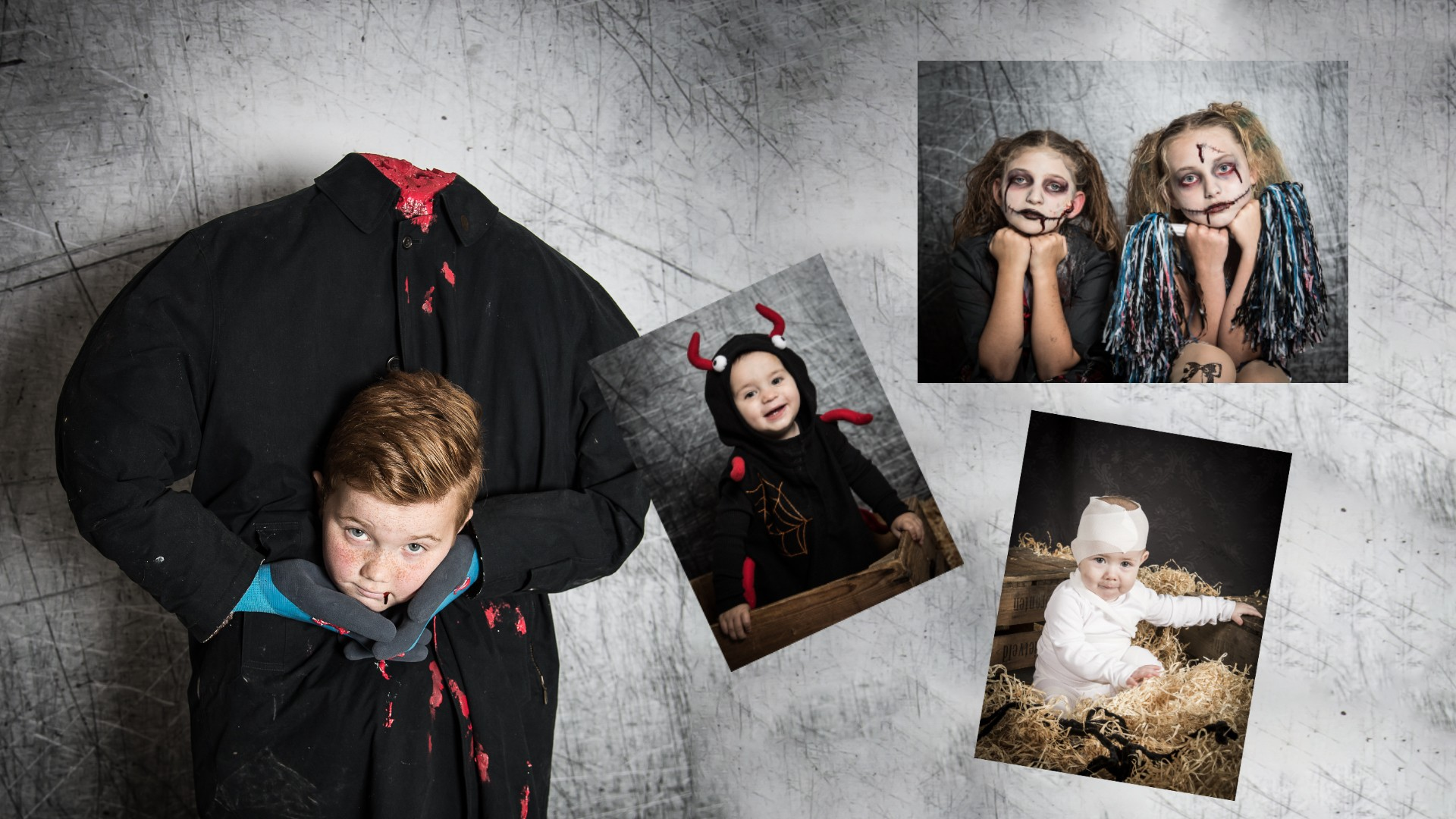 Pinkstudio by Angelina Devine Halloween2019 GRATIS Halloween fotografering Nyheder Portræt Tilbud