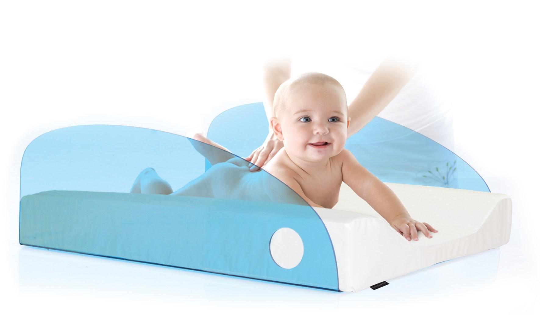 Pinkstudio by Angelina Devine Baby-Safety-Base-blue Fjerde Advent: Kvartalspakke Baby Portræt Tilbud