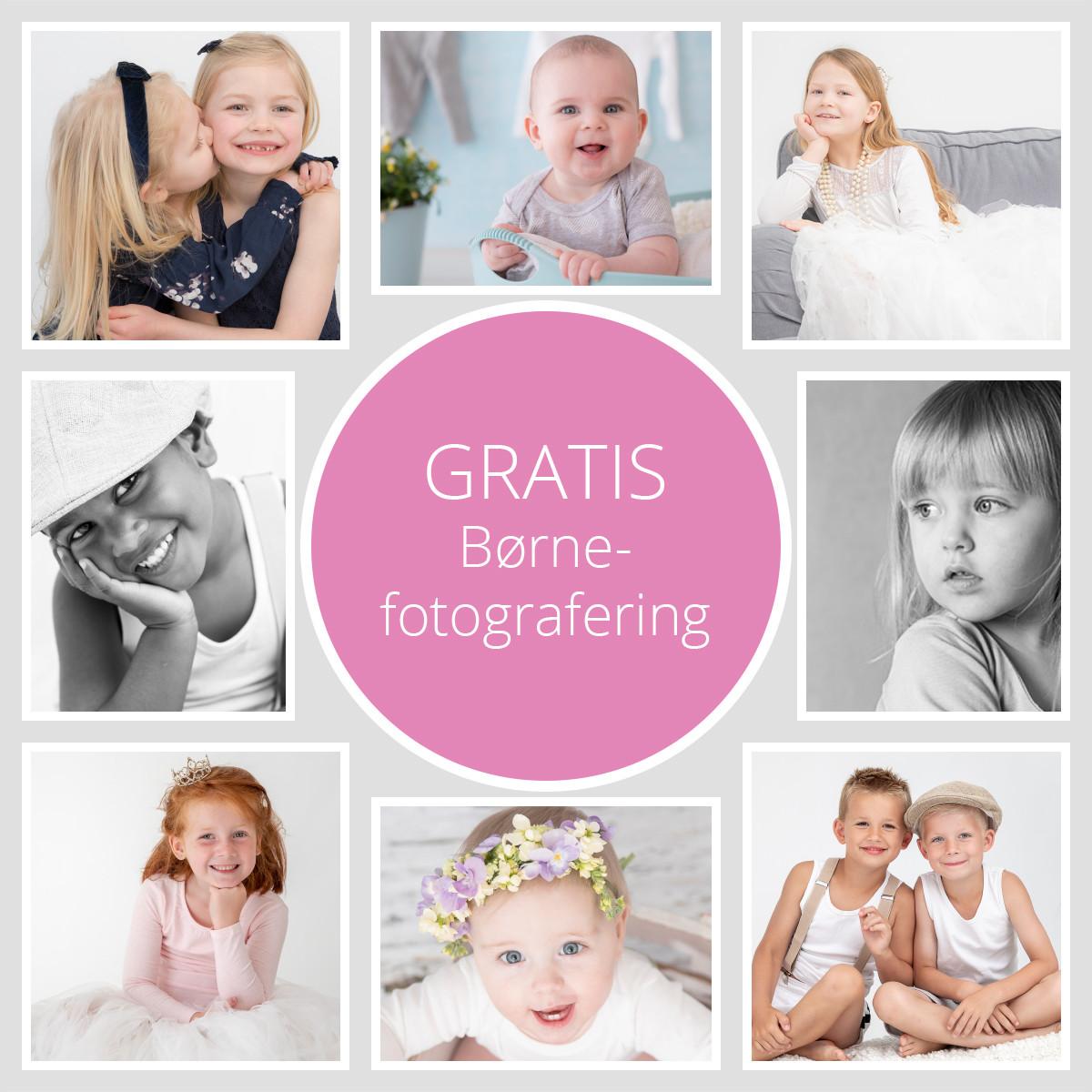 Pinkstudio by Angelina Devine sommer2020 Sommerferietilbud: Gratis børnefotografering Baby Børn Nyheder Portræt Søskende Tilbud