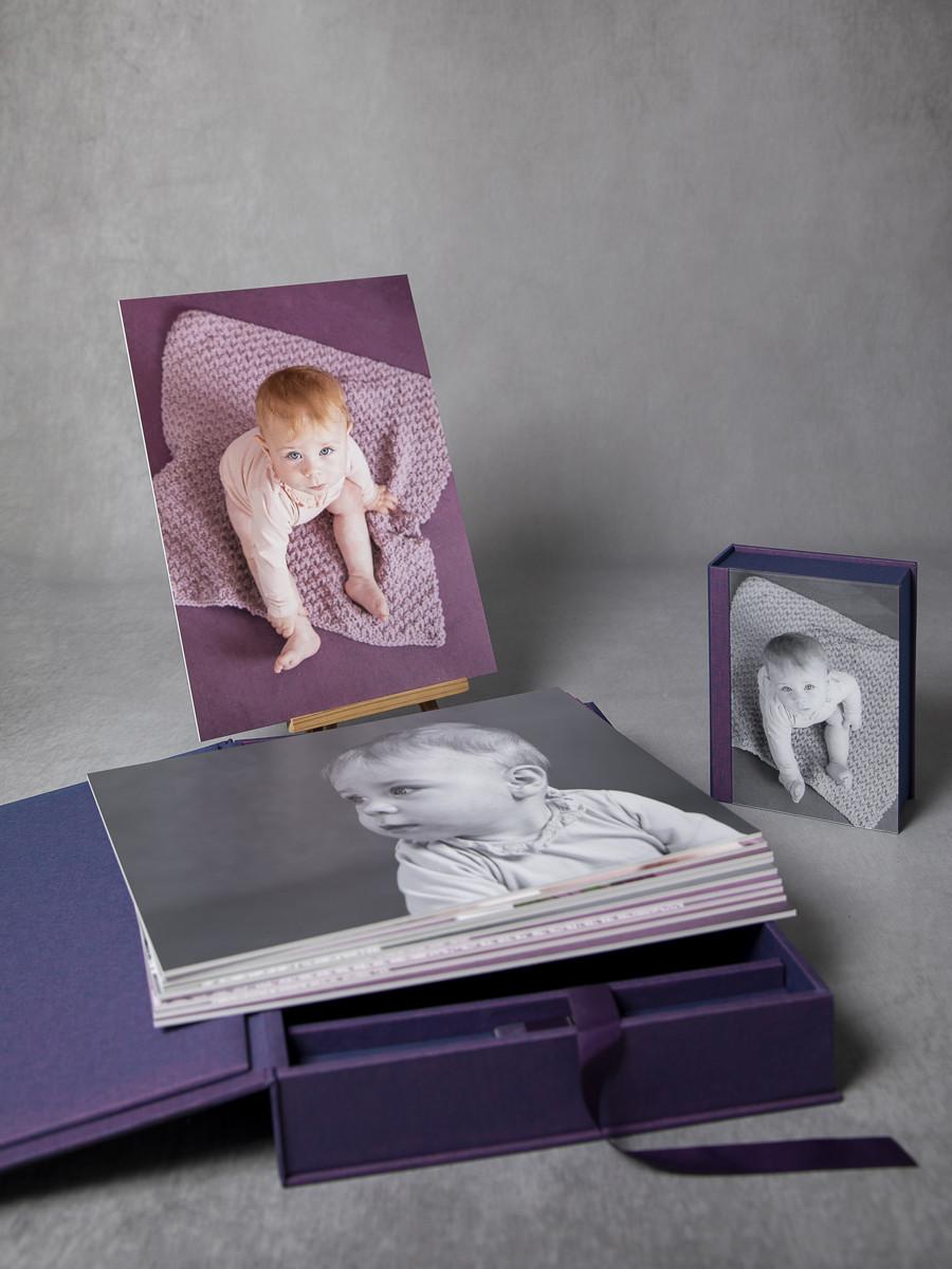Pinkstudio by Angelina Devine My-og-Tristan-129-1 Aya og den lilla baggrund Baby Nyheder Portræt Udvalgte Fotograferinger