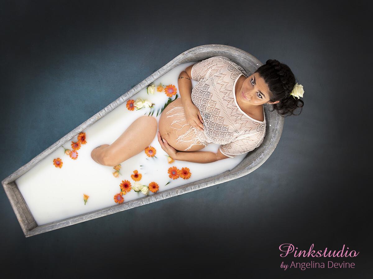 Pinkstudio by Angelina Devine Maelkebad-050 Gravide søges! graviditet Nyheder Tilbud
